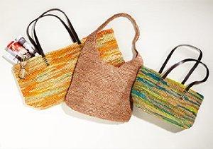 Spring Getaway: Hats & Bags