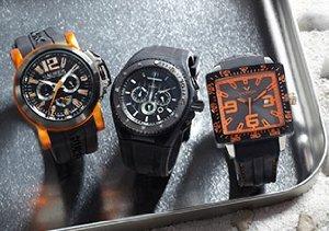 Bold Watches: G-Shock, Haurex & More