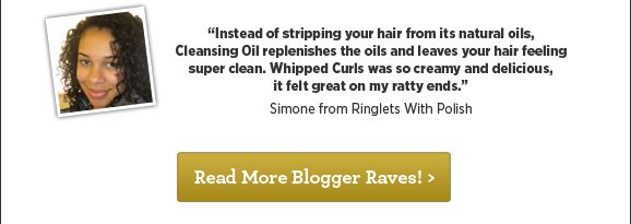 Read More Blogger Raves!