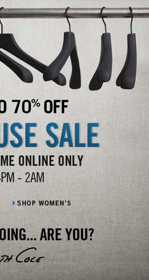 FOR A LIMITED TIME ONLY/ SUNDAY 8PM - 2AM //  SHOP WOMEN'S