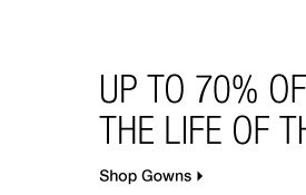 Up To 70% Off* The Life Of The Party