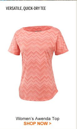 Women's Awenda Top