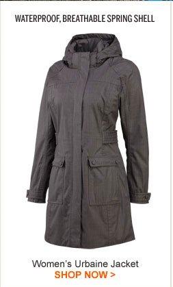 Women's Urbaine Jacket