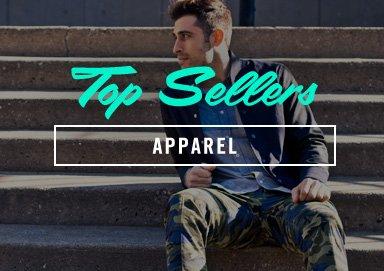 Shop Top Sellers: Apparel