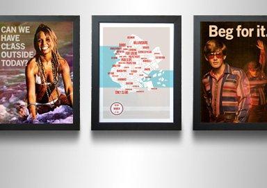 Shop Pop Culture Posters & More