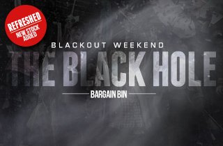 Refresh: The Blackhole Bargain Bin