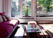Rugs & Pillows For the Colorful Home