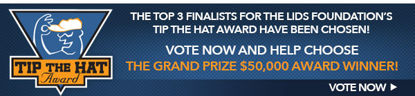 Tip The Hat Award - Vote Now And Help Choose The Winner!