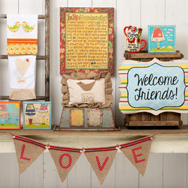 Sweet Sentiments: Décor Accents