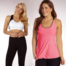 In Shape: Women's Activewear