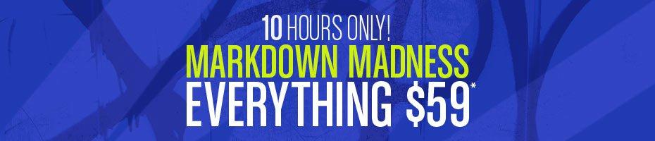 Markdown Madness