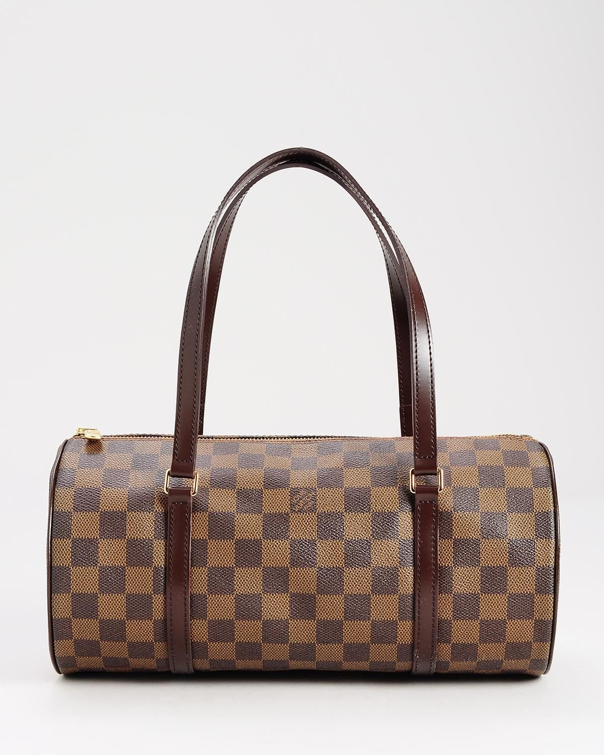 Louis Vuitton LU Damier Barrel Handbag $649