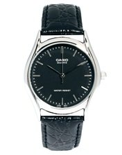 Casio Watch MTP-1154E-1AEF Leather Strap