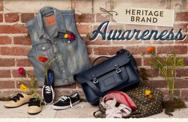 Heritage Brand Awareness