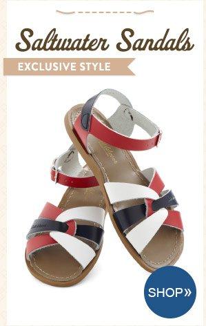 Shop Saltwater Sandals