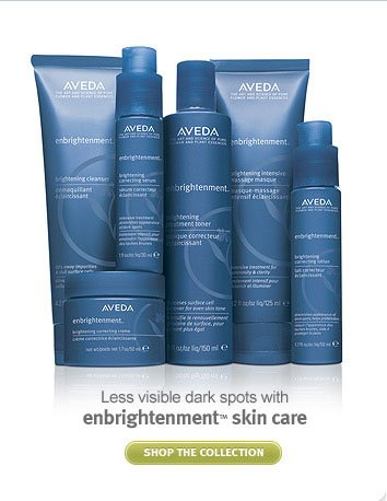 enbrightenment skin care. shop now.