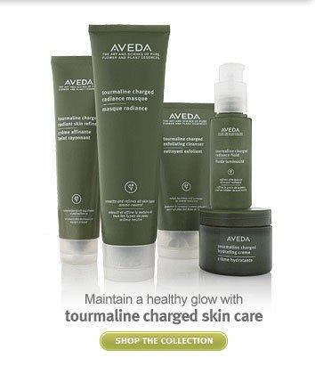 tourmaline skin care. shop now.