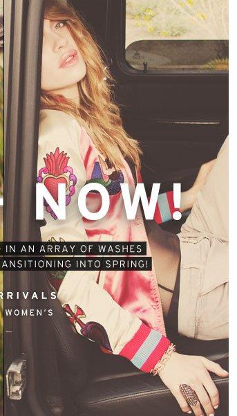 New Arrivals - Women's