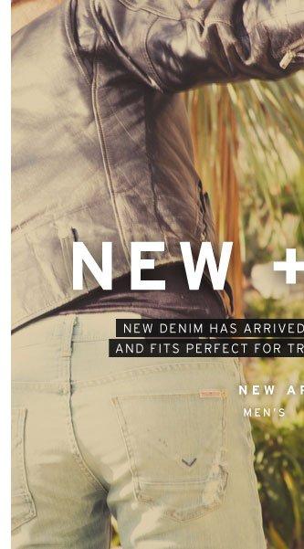 New Arrivals - Men's