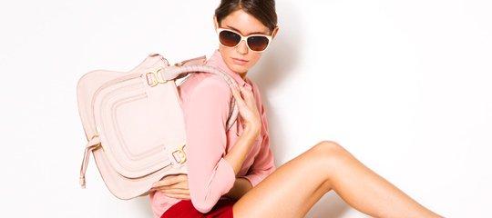 Chloé:Handbags & Sunglasses