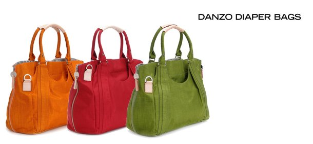 DANZO DIAPER BAGS, Event Ends February 28, 9:00 AM PT >