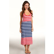 Michael Stars Horizon Wash Stripe Midi