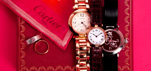 Cartier Jewelry, Watches, and Accessories