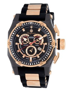 Burgmeister London Men's Chronograph Made In Germany