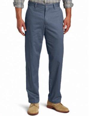 Dockers Saturday Khaki D3 Classic Fit Flat Front Pant