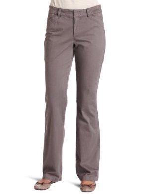 Dockers Women's Khaki Pant With Hello Smooth