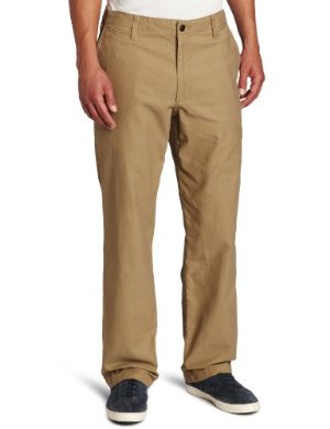 Dockers Off The Clock Khaki D2 Straight Fit Flat Front Pant