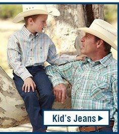 Kid's Jeans