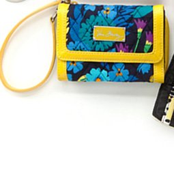 Anniversary Wristlet in Midnight Blues