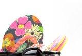 Flip Flops in Jazzy Blooms