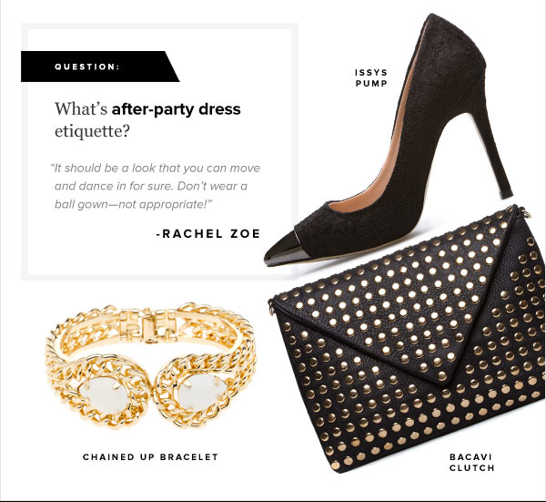 Shop by Rachel Zoe's Oscar Notes - Shop the Boutique