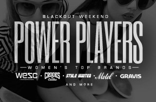 PLNDR Power Players: Women's Top Brands