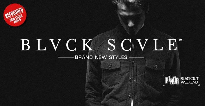 Refresh: BLVCK SCVLE