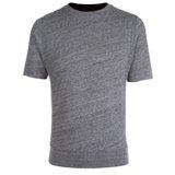 Paul Smith Tops - Grey Marl Short Sleeve Sweater