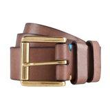 Paul Smith Belts - Brown Double Keeper Belt