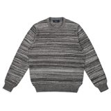 Paul Smith Knitwear - Grey Space-Dyed Jumper