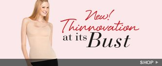 New! Thinnovation at its Bust. Shop.