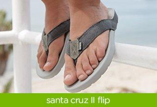 santa cruz II flip