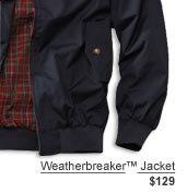 Weatherbreaker™ Jacket $129
