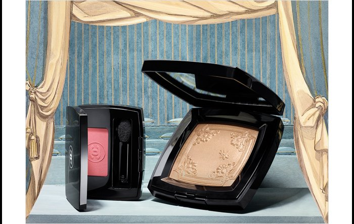 LIMITED EDITION New creations from the MAQUILLAGE CROISIÉRE DE CHANEL Collection