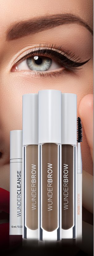 Wunderbrow is Back! Special One-Day-Only Offer Wunderbrow is back in stock! Today only, you can get this one-step-wonder—which promises instant, natural-looking fullness and perfect shape—for less than half the regular retail price!*  •Transfer-proof •Waterproof •One-step application •Lasts for days