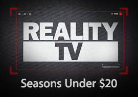 Reality TV Under $20