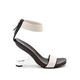 Eamz Ankle Strap   Off White