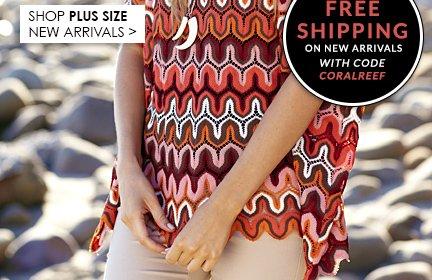 Shop Plus Size New Arrivals