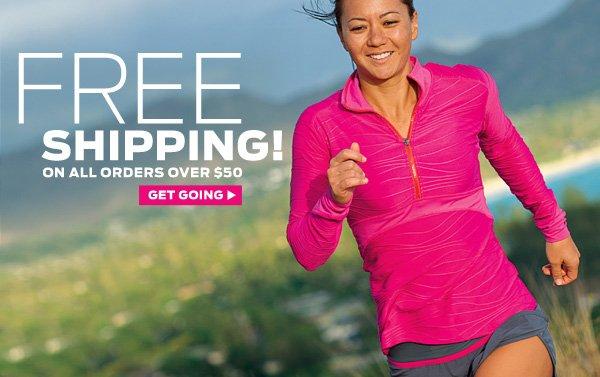 Get FREE Shipping! ›