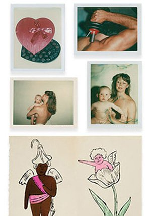 Warhol top right Image